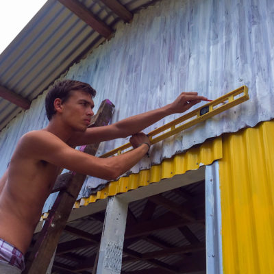 Construction and Renovation Volunteer Project in Fiji, Coral Coast