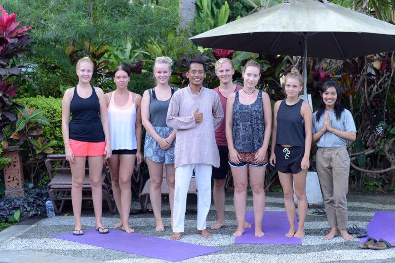 Yoga Group Trip to Bali, Indonesia