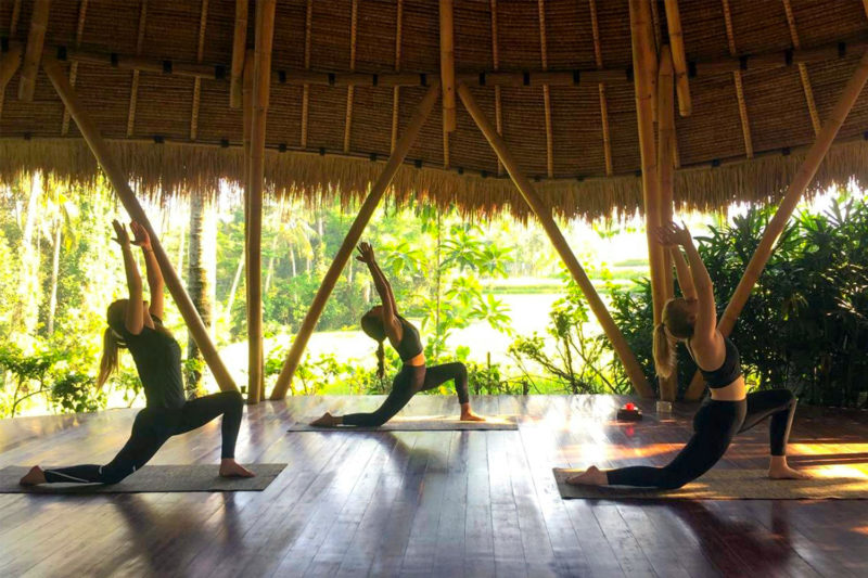 Yoga Experience in Bali, Indonesia
