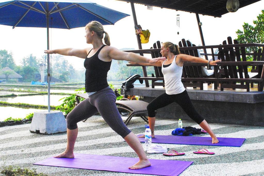 Yoga Retreat Holiday in Bali