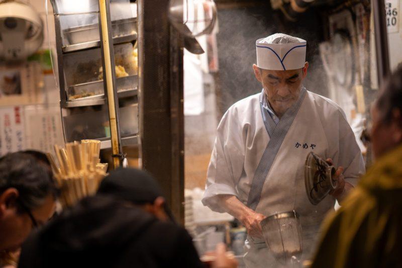 Japan - 18261 - Chef
