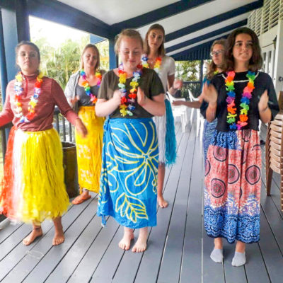 Cultural Immersion Week in Fiji, Coral Coast