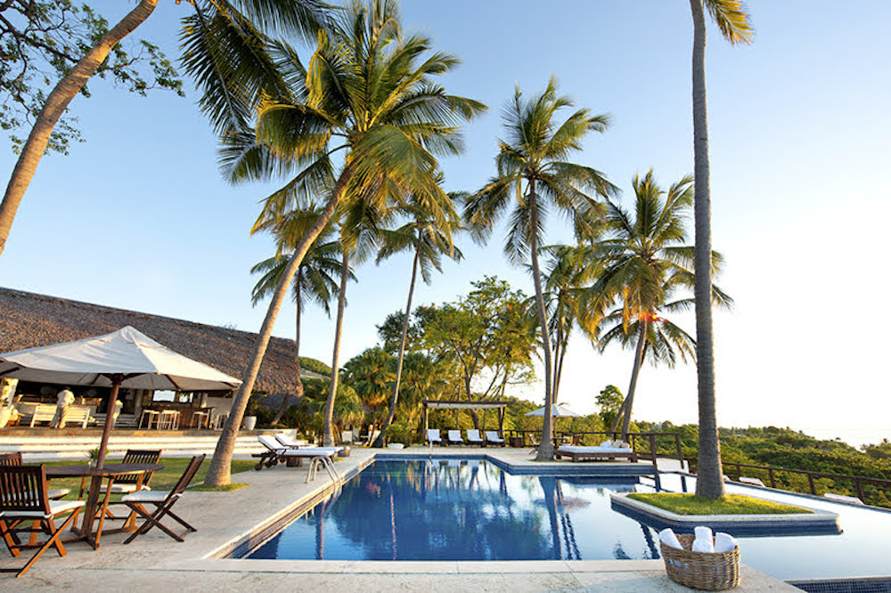 Dominican Rep - La Cienaga - Casa Bonita Tropical Lodge pool