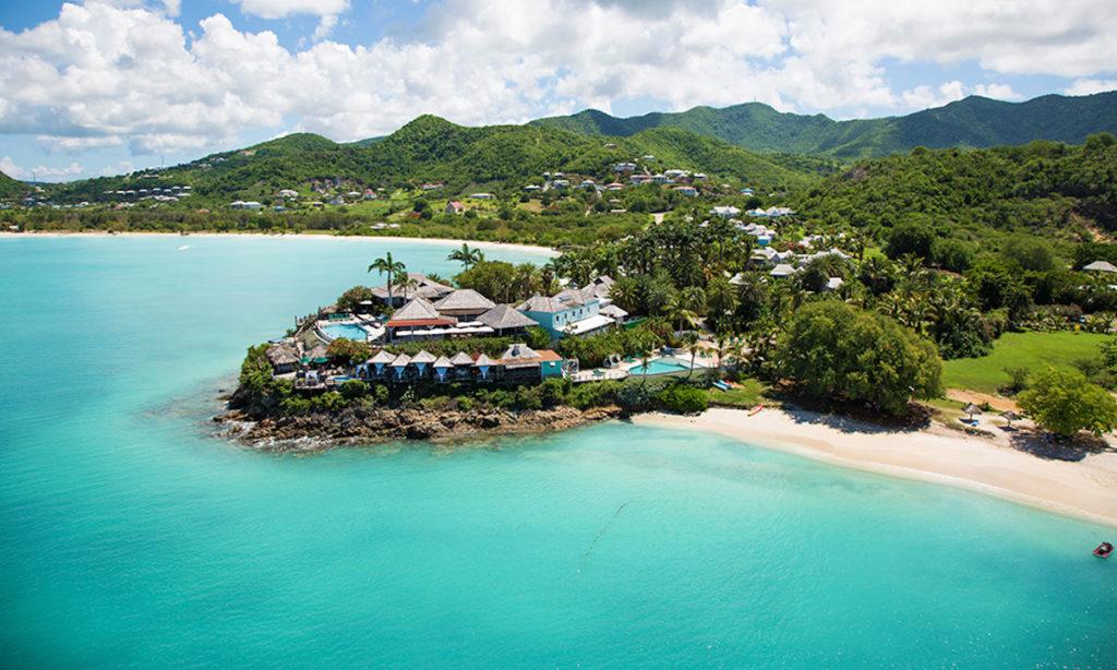 Caribbean - Antigua, St Mary's - Cocobay Resort aerial
