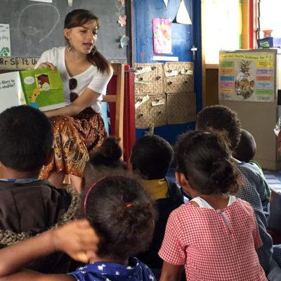 Kindergarten Childcare Volunteer Project in Fiji, Coral Coast