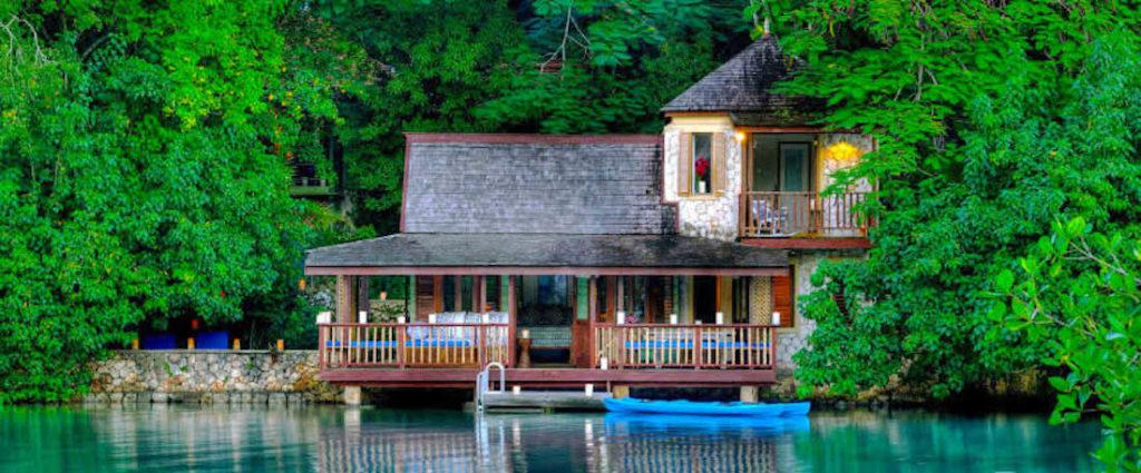 Jamaica - Negril - Goldeneye Luxury Resort