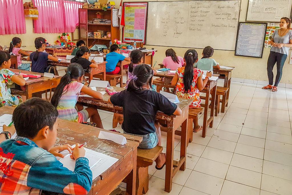 Teach English in Bali, Indonesia