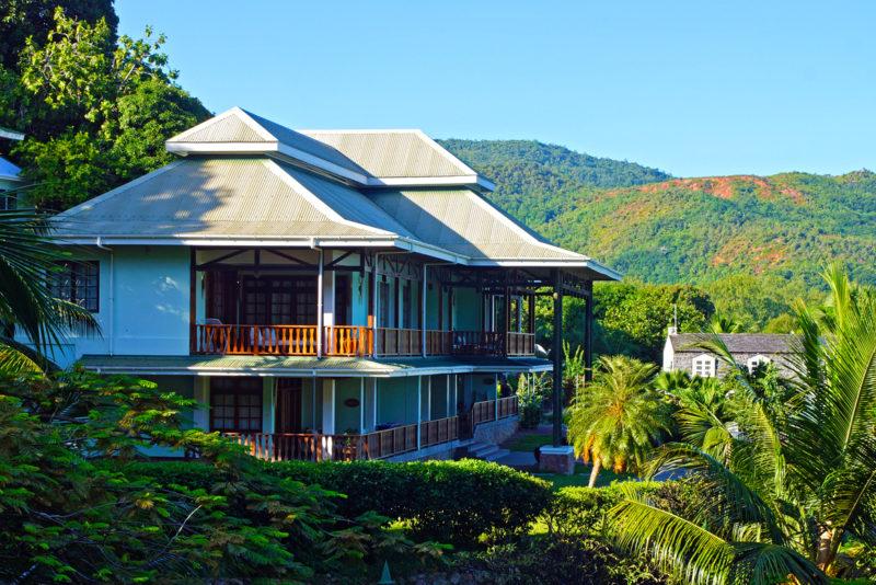 Seychelles - Praslin Island - 1554 - Hotel L'Archipel
