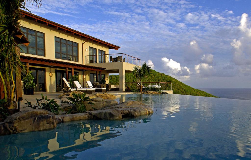 British Virgin Islands - Preferred Hotels - Peter Island Resort pool