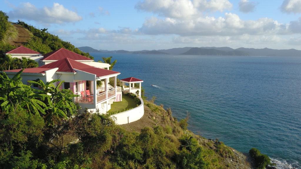 British Virgin Islands - White Bay - White Bay Villas & Cottages