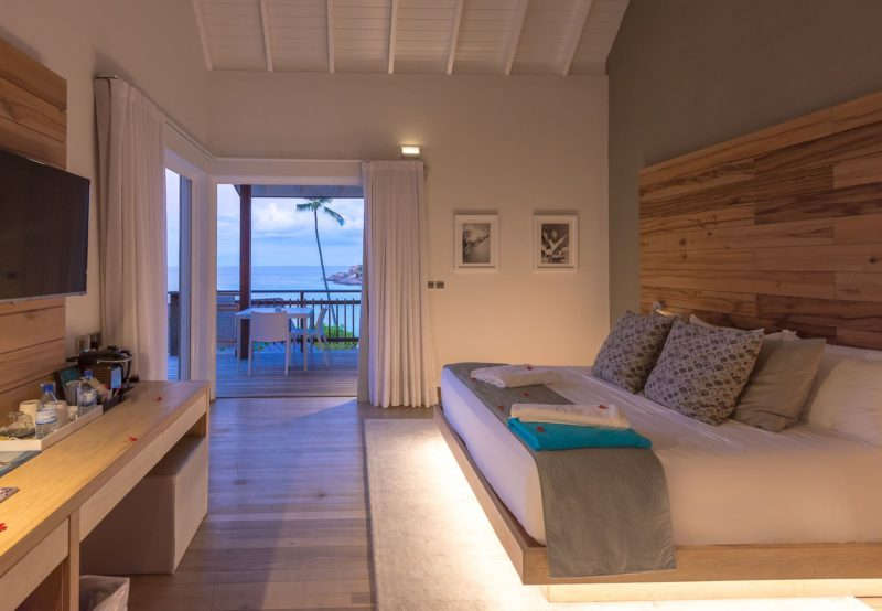 Seychelles - Mahe Island - 1554 - Carana Beach room