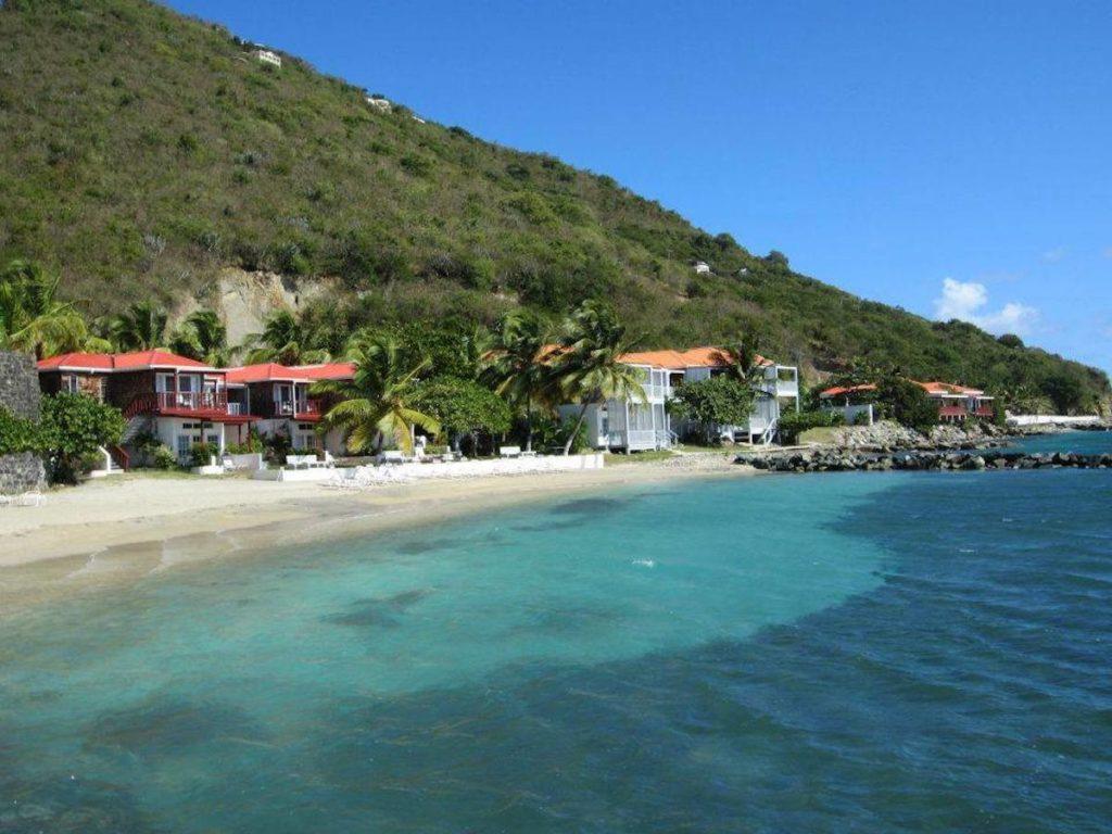 British Virgin Islands - Tortola - Fort Recovery Beachfront Villas & Hotel beach