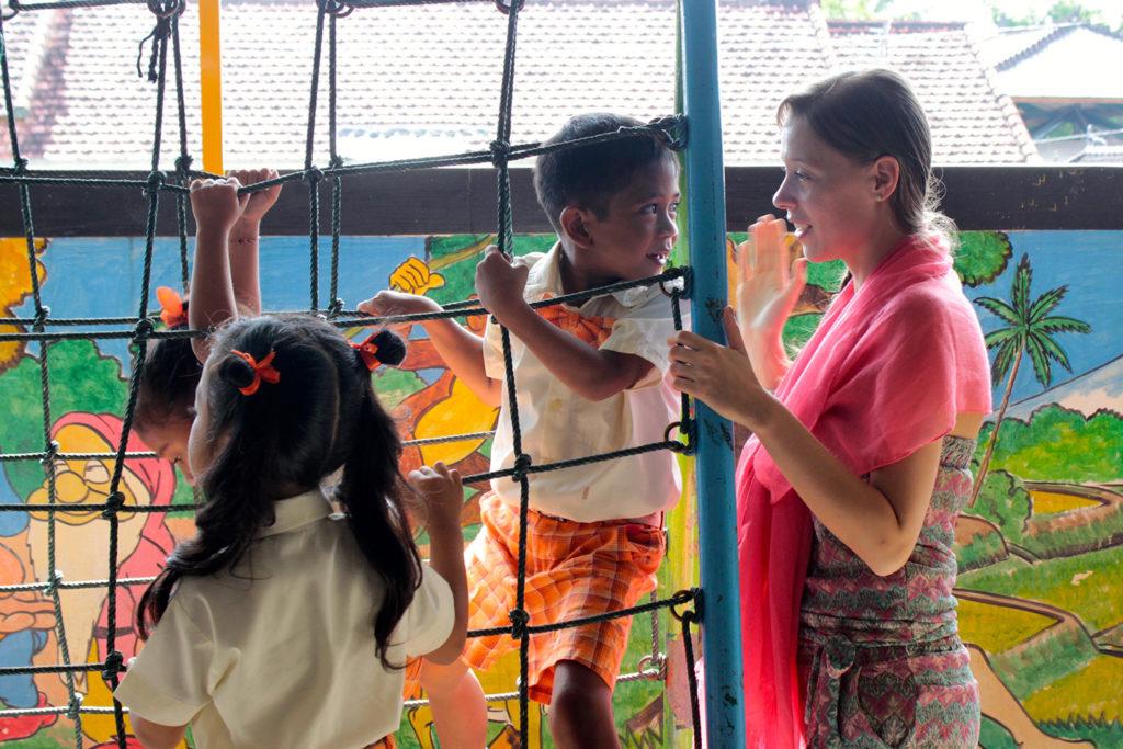 Community Kindergarten Project, Bali