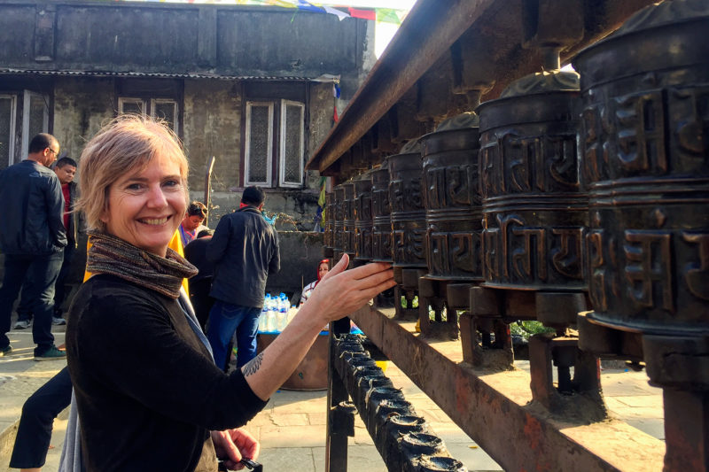 Visit Holy Temples in Nepal