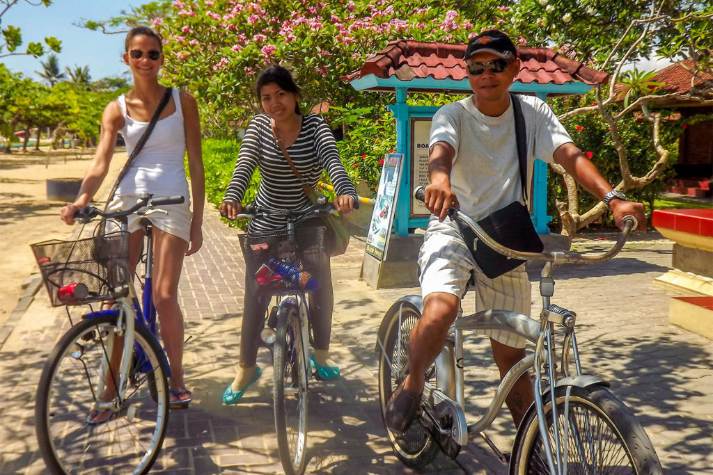 Cycle Holiday in Bali