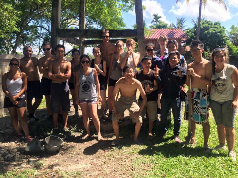 Group Volunteer Building Trip to Laos