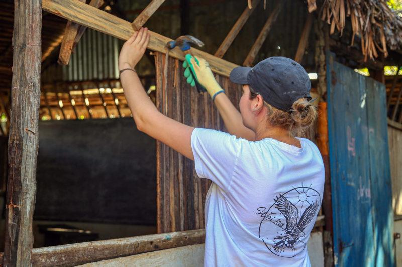 Build a School in Madagascar