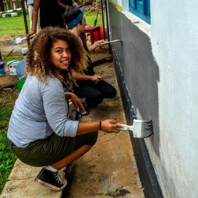 Restoration and Renovation Project in Sri Lanka, Kandy