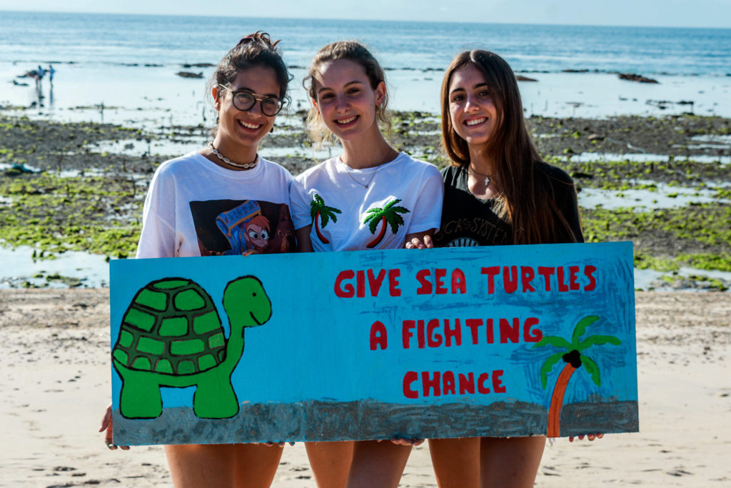 Student Conservation Turtle Project in Bali