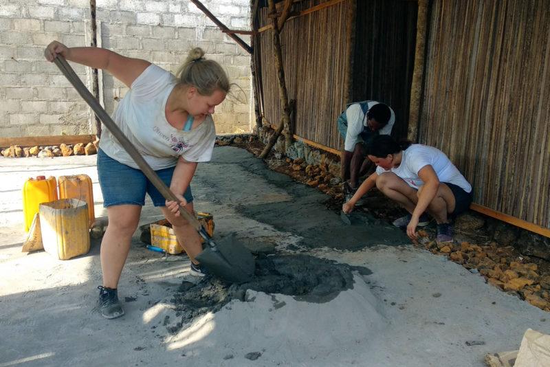 Volunteer Construction School Programme Madagascar