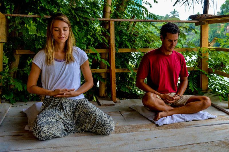Meditation Class in Sri Lanka