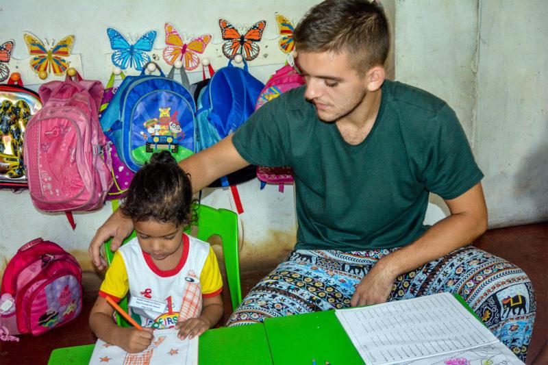 Volunteer Education Project Sri Lanka