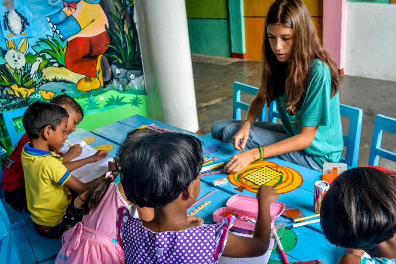 Volunteer Teaching Project Sri Lanka