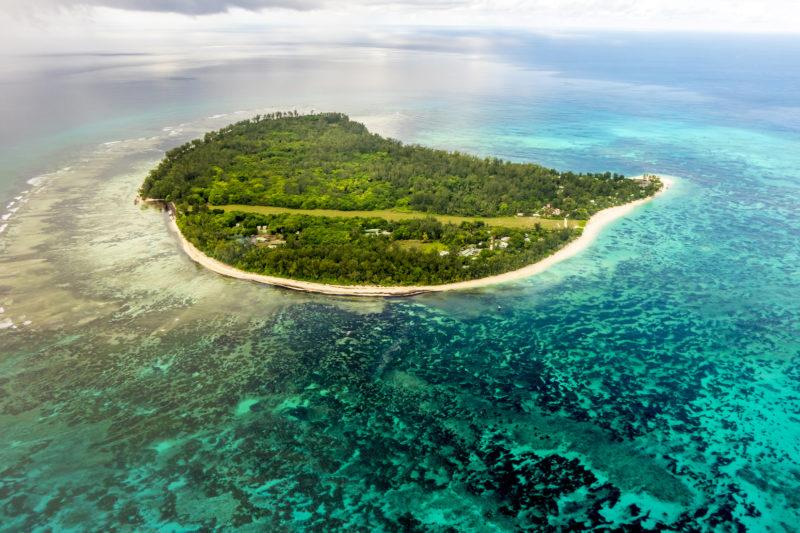 Seychelles - 1554 - Denis Island