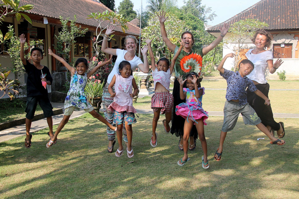 Teaching Project Abroad in Bali