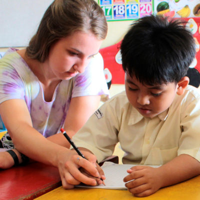 Bali Kindergarten Project in Indonesia, Ubud