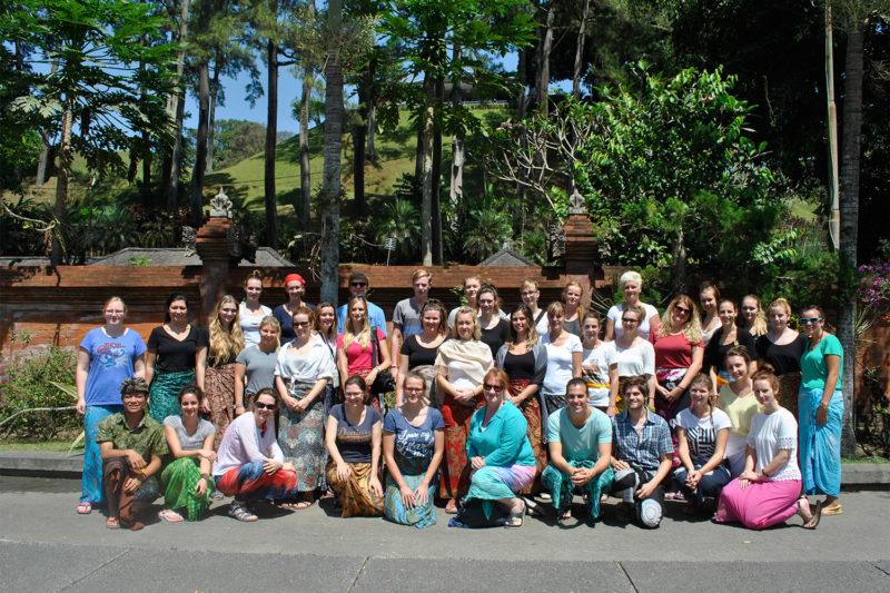 Group Bali Trip, Indonesia