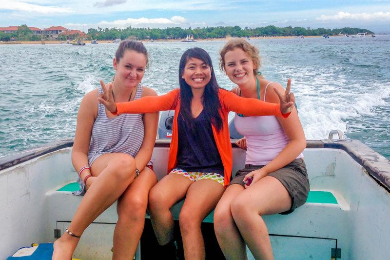 Boat Cruises in Bali, Indonesia