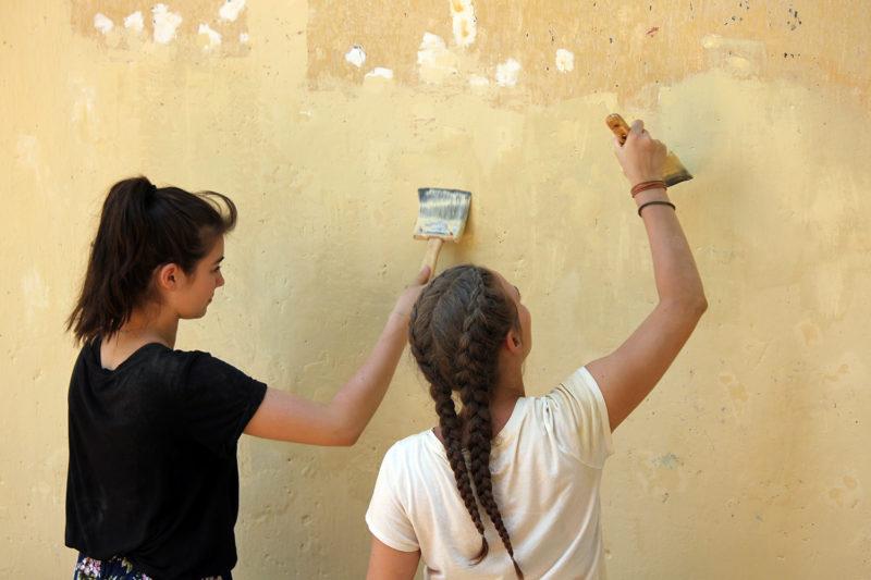 Painting Maintenance Project in Sri Lanka
