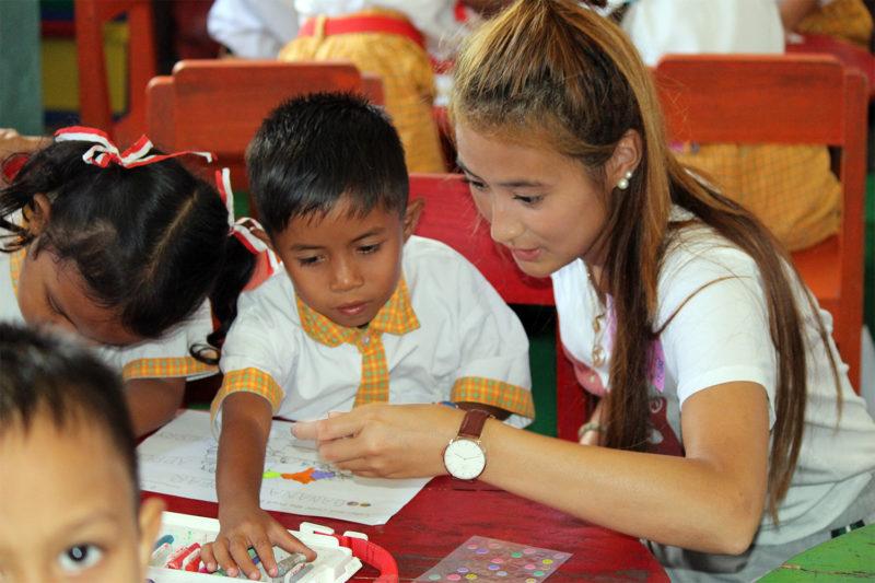 Volunteer Kindergarten Programme in Bali, Indonesia
