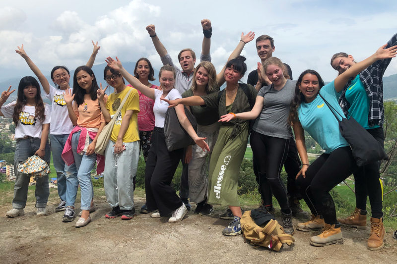 Group Trip to Nepal
