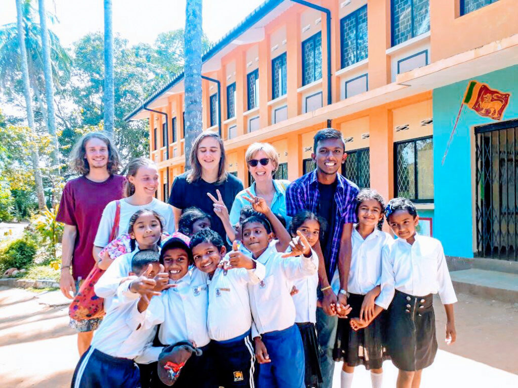 Experience Sri Lanka through teaching