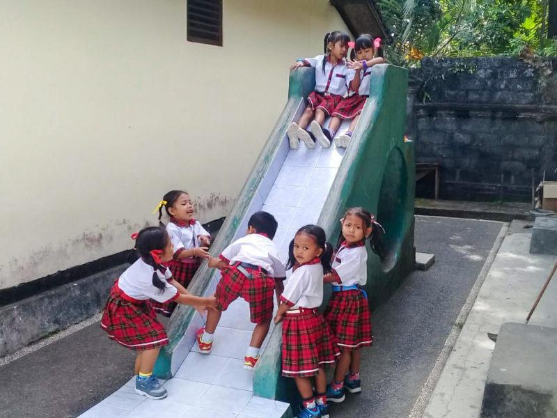 Kindergarten Play Area in Bali