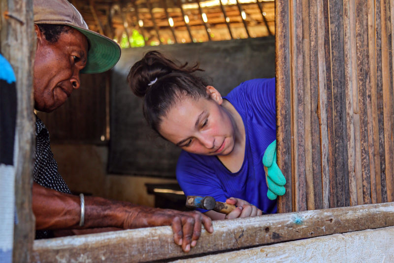 Volunteer on Building Projects Abroad