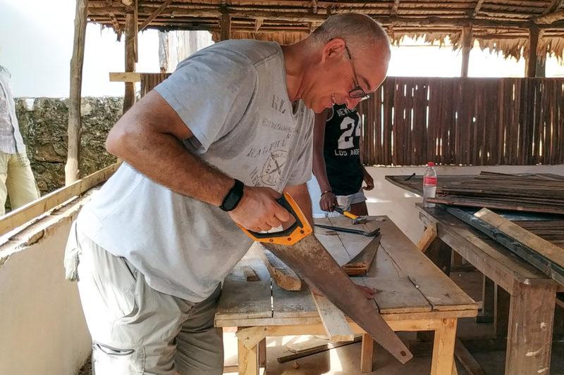 Career Break Building Project in Madagascar