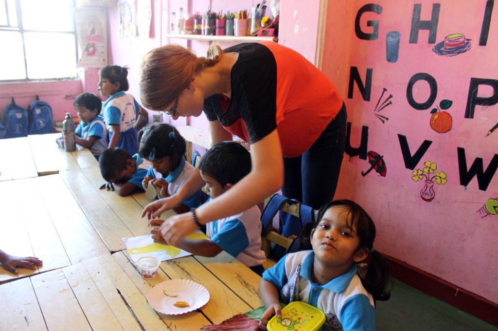 Kindergarten Project in Sri Lanka