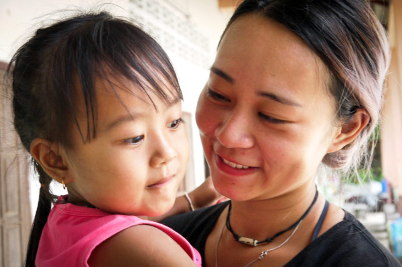 Child Care Volunteer Project Abroad