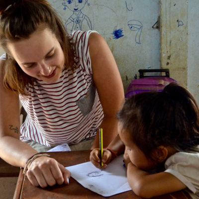 Teaching Volunteer Project in Laos, Vientiane