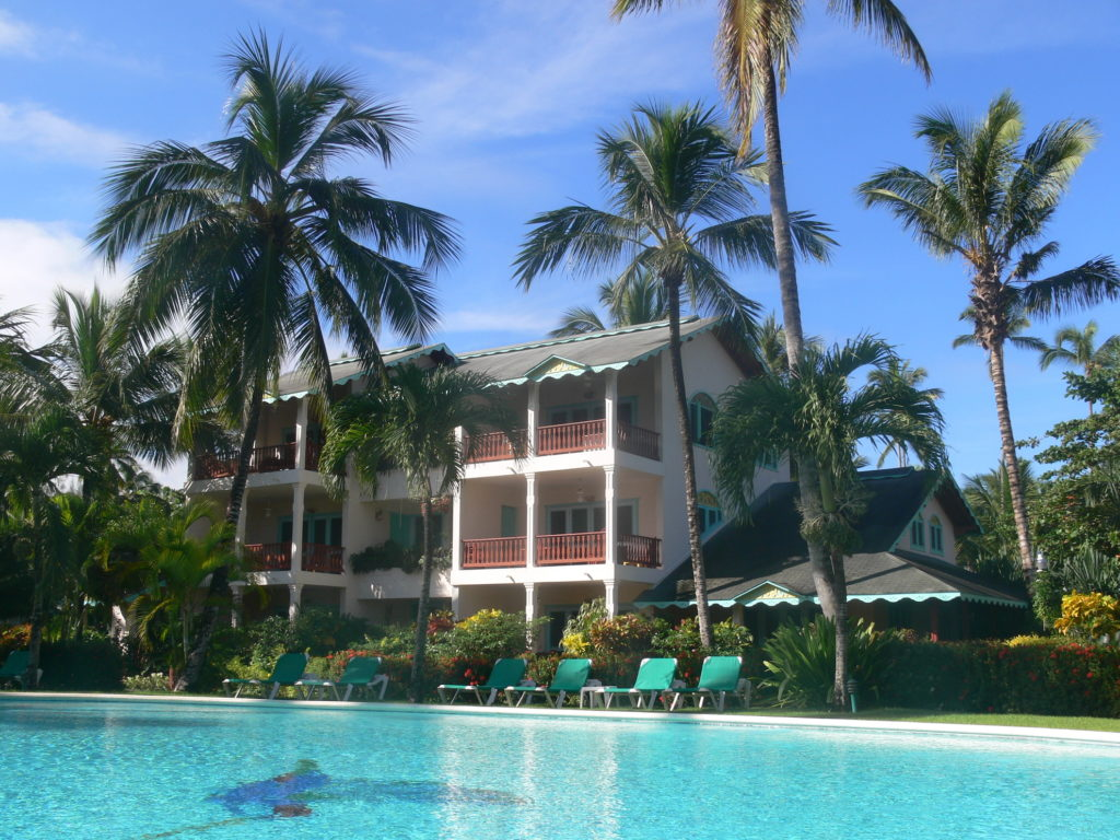 Dominican Rep - Las Terrenas - 1566 - Playa Colibri pool