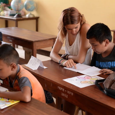 Bali Teaching English Volunteer Programme in Indonesia, Ubud