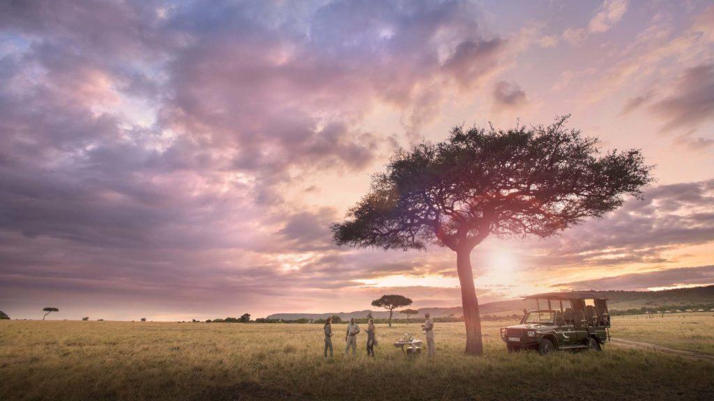 AndBeyond - Sunset - Bateleur
