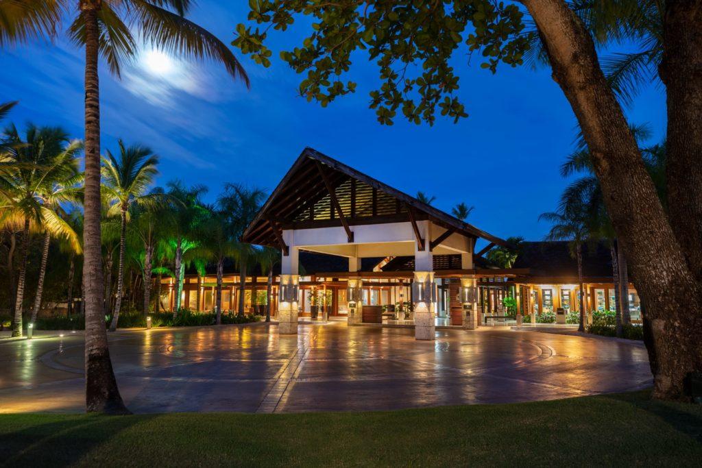 Dominican Rep La Romana - 1566 - Casa de Campo Resort & Villas at night