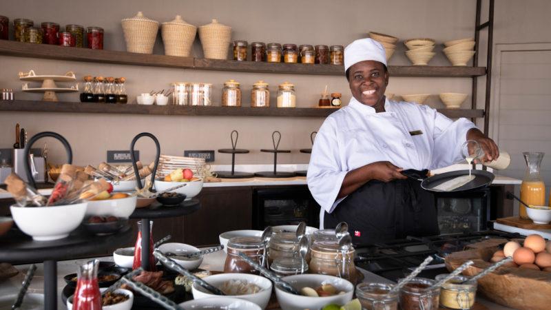 AndBeyond - Sossusvlei Lodge - Chef