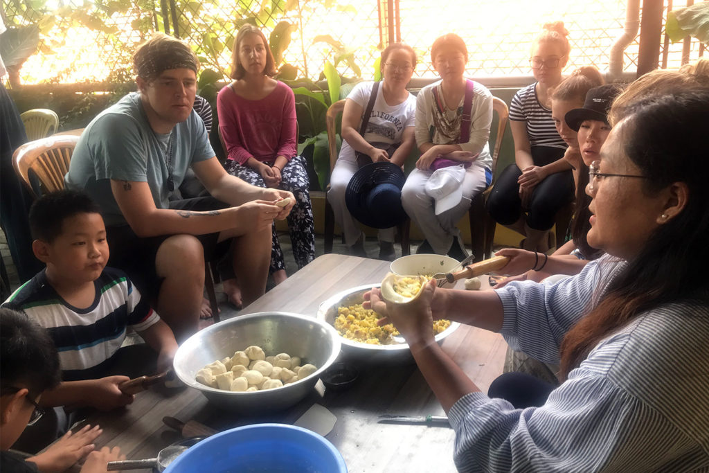 Learn how to cook Nepalese food