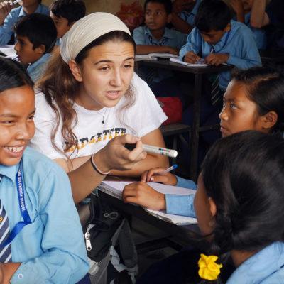 Teaching Education Project in Nepal, Kathmandu