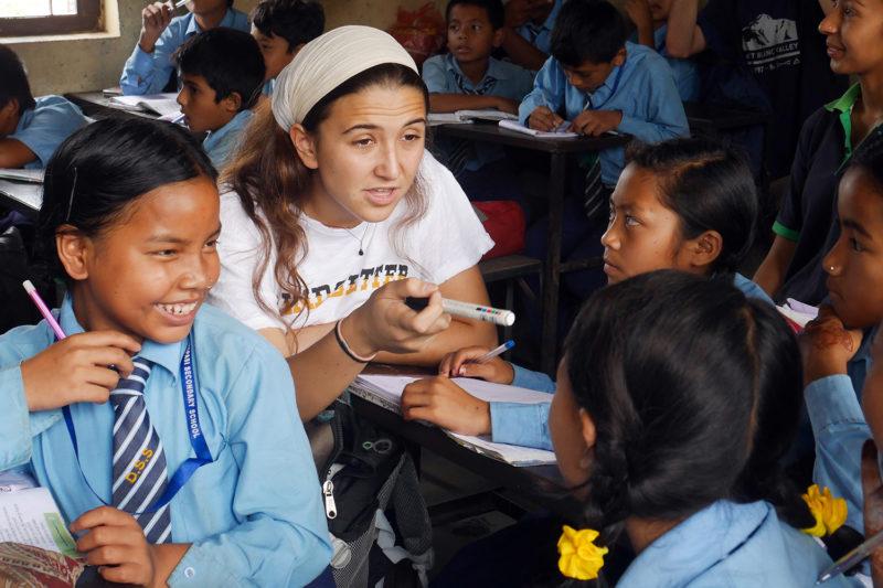 Nepal Community Teaching Project